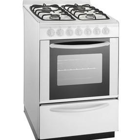 Cocina Domec Gas