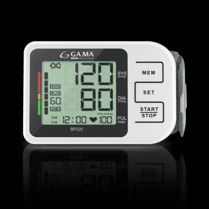 Tensiometro De Muñeca Gama Bp-2208