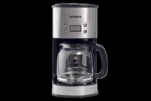 Cafetera Hitachi Hcm-100Ar Dig