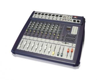 Consola Mixer Potenciada Proco Sb 8300 Fx