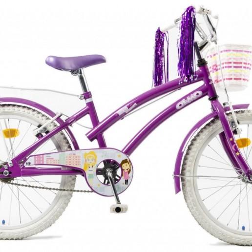 Olmo Tiny Dancer 20 Niña Bicicleta