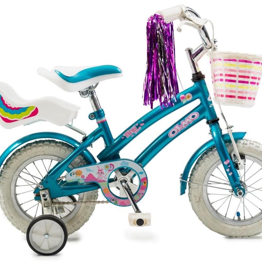 Olmo Tiny Pets 12 Niña Bicicleta