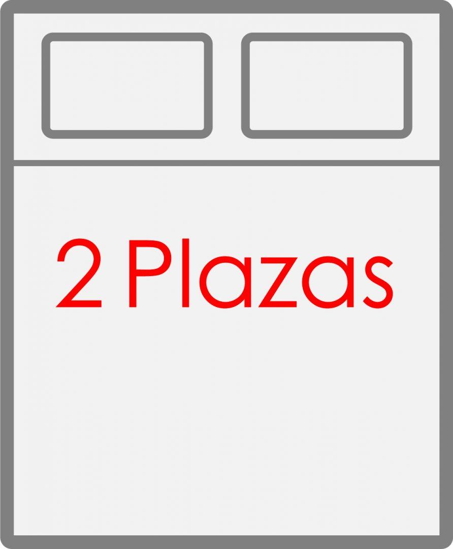 Colchon de 2 Plazas