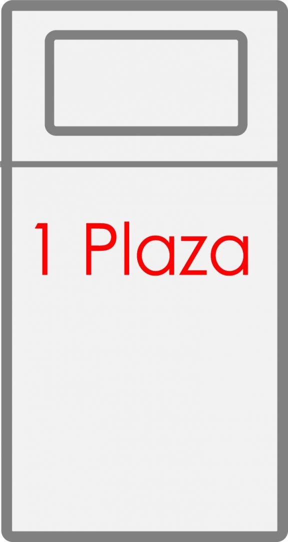 Colchon de 1 Plaza