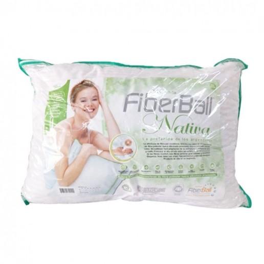 Almohada Fiberball Nativa Fibra