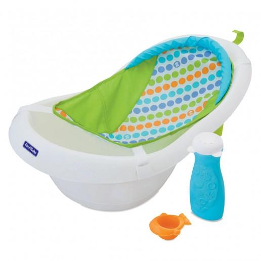 Bañera para bebe rigida