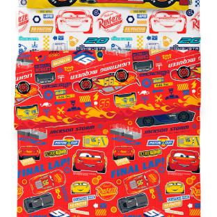 juego de sábanas Piñata Cars